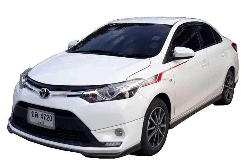 2015 Toyota Vios TRD Sportivo II 1.5L Automatic Transmission