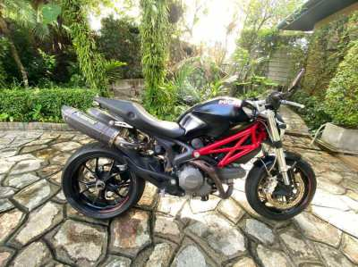 Ducati Monster 796 ABS Made in Italy