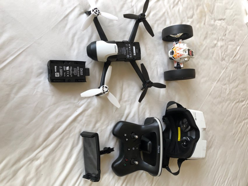 Advanced Parrot VR Drone with camera