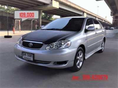 2003 TOYOTA ALTIS 1.6 E auto
