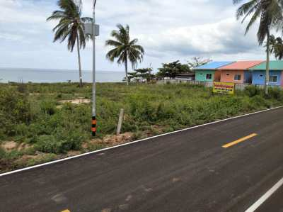 20 METERS DIRECT BEACHFRONT LAND FOR SALE