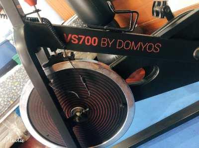 Domyos VS700 indoor bike