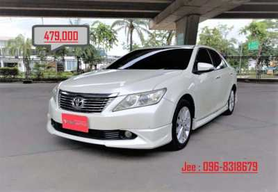 Toyota Camry 2.0 G Extremo  2014