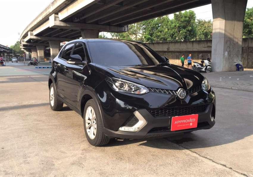 2017 MG GS 1.5 D auto