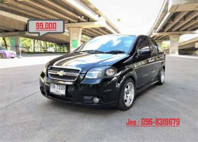 2008 Chevrolet Aveo 1.4 ss auto