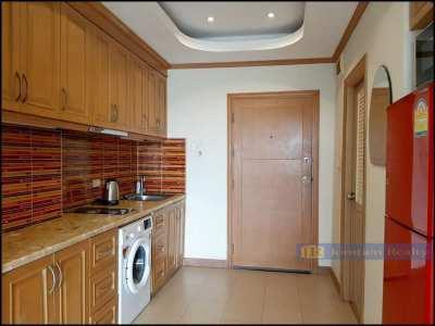 Nice Oceanfront Studio 5D on High Floor for Sale at Dongtan Beach