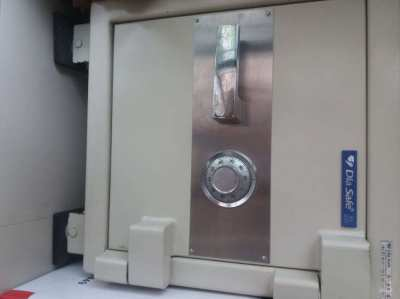 Safe BA 510 Dia Gubabi