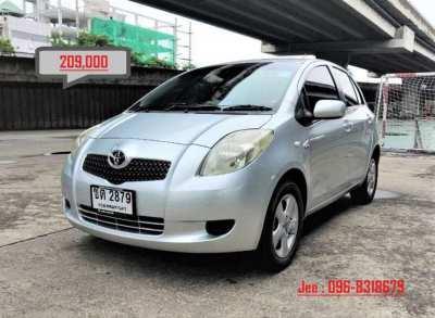 2007 TOYOTA YARIS 1.5 E auto