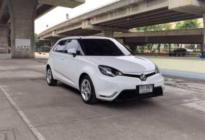 2017 MG3 1.5  X SUNROOF auto