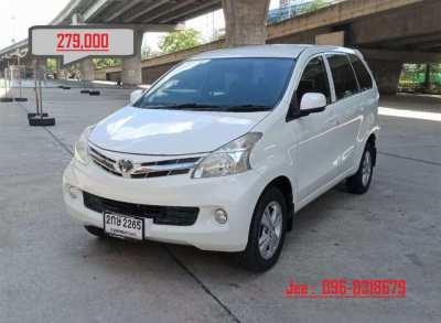 Toyota Avanza 1.5 G auto  2014