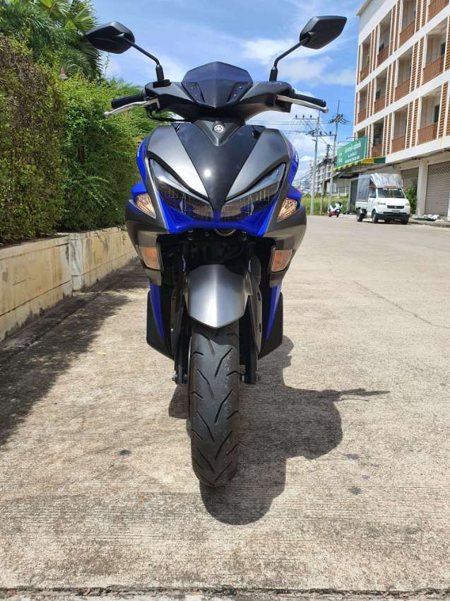 Yamaha Aerox ABS TOP 2020