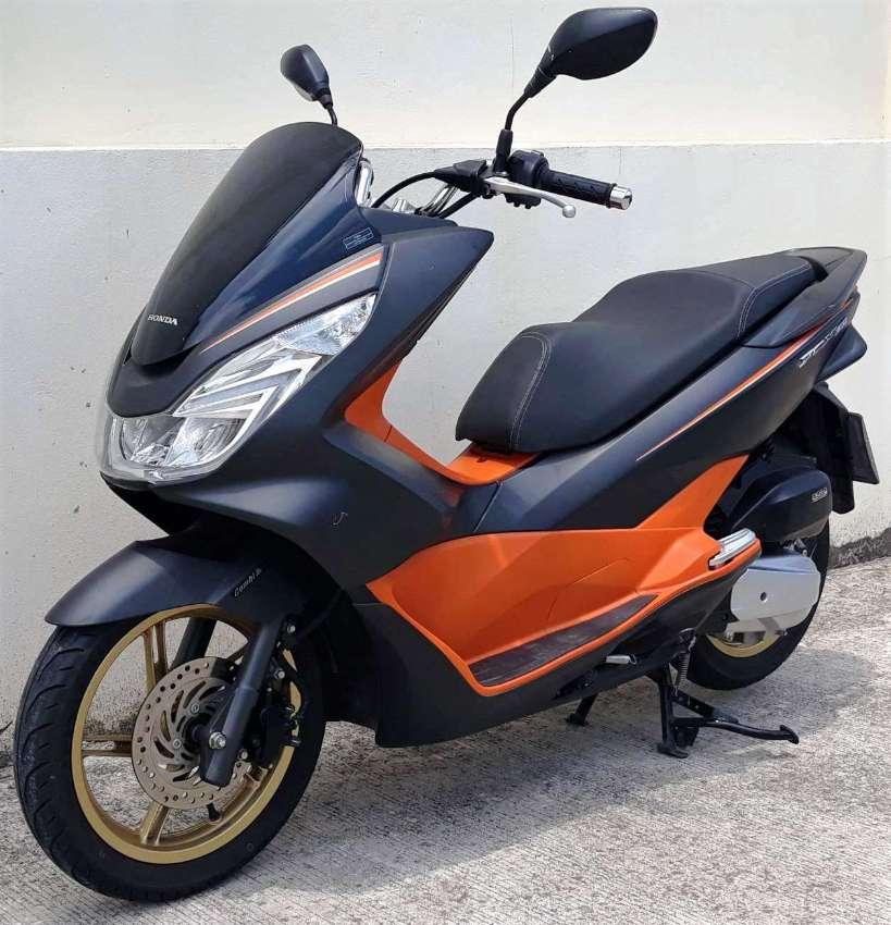 02/2017 Honda PCX-150 keyless 49.900 ฿ Easy finance by shop