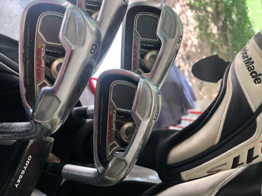 Second hand Golfset for sale
