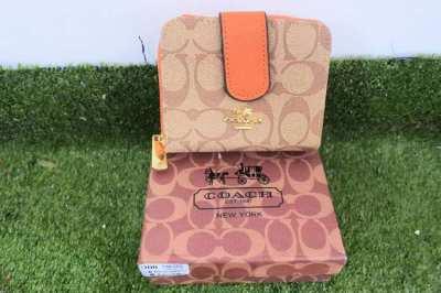 Cute brown wallet >> Brandnew