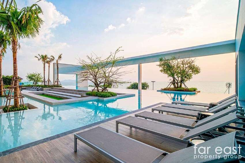 Spectacular Aeras Sub-Penthouse - 2 Million Baht Discount!