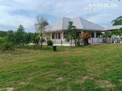 #1295 4+ rai with villa