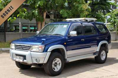 2001(mfd '01) Toyota Sport Rider 3.0 SRS Limited M/T 4wd