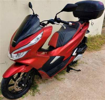 06/2018 Honda PCX-150 - 58.900 ฿ Easy Finance by shop