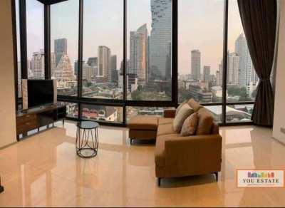 Ashton Silom Condo, ready-to-build luxury condo in the heart of the CBD, on Silom 3 Road