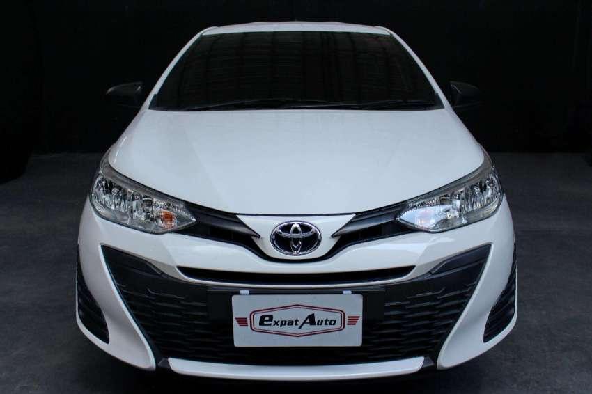 2019 (mfd '18) Toyota Yaris 1.2 J A/T
