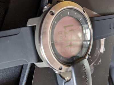 Suunto Traverse watch