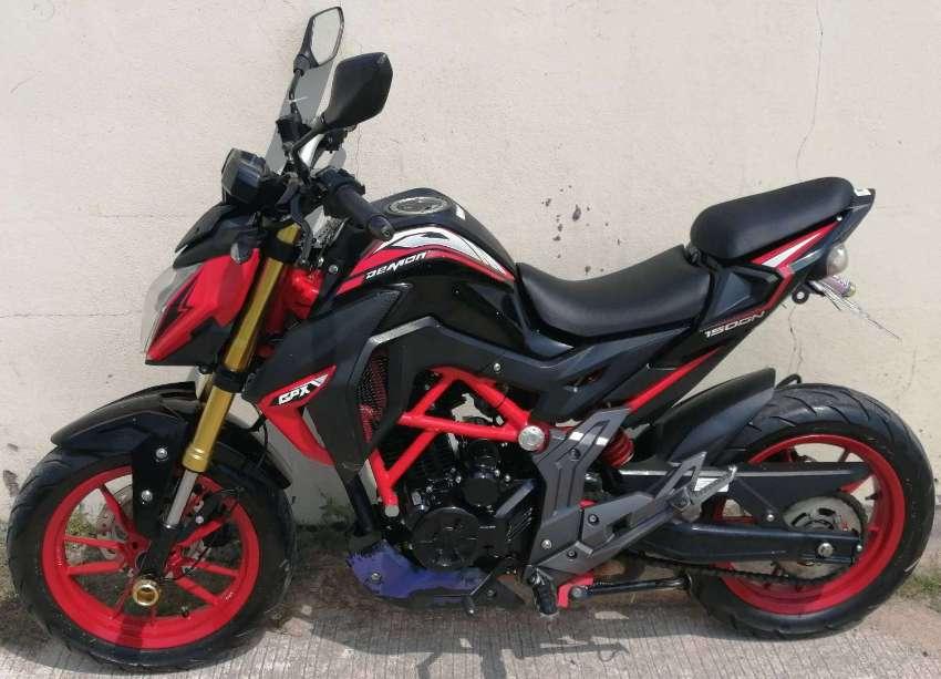 GPX Demon-150 GN Rent start 2.550 ฿/M 6 month contr (1 month 3.000 ฿)