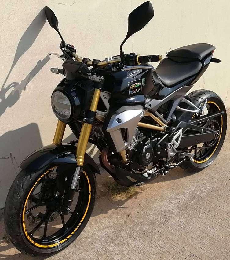 Honda CB 150R (2017) Start 2.975 ฿/M 6 month contr. (1 Month 3.500 ฿)