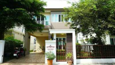 House for sale in Master Piece, Chiang Mai., Canal Rd.,