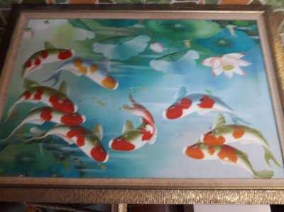 Paintings x 3