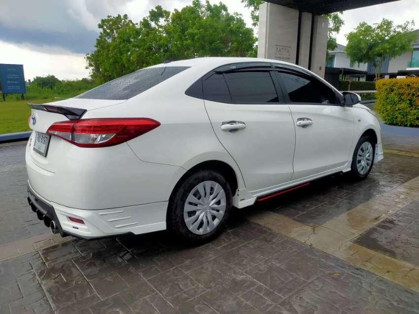 Toyota Yaris AITV Si Auto