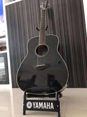 Yamaha FG 820 black accoustic guitar