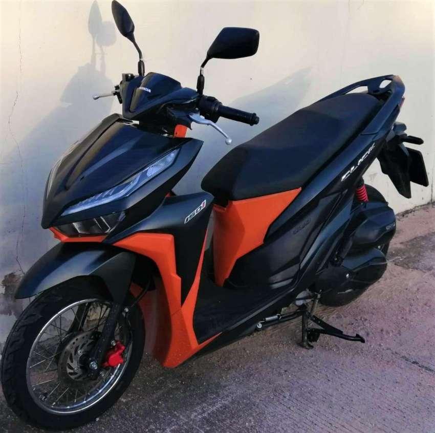01/2020 Honda Click 150 - 46.900 ฿ Finance by shop
