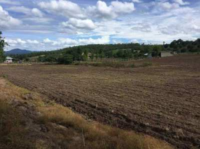 Land for sale in Thung Yao Hong Son Province (4-2-67 Rai) Owners Post