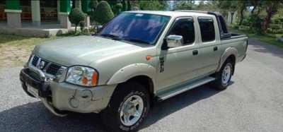 ขายรถยนต์ NISSAN frontier ปี 2002