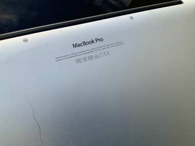Mac book pro early 2015