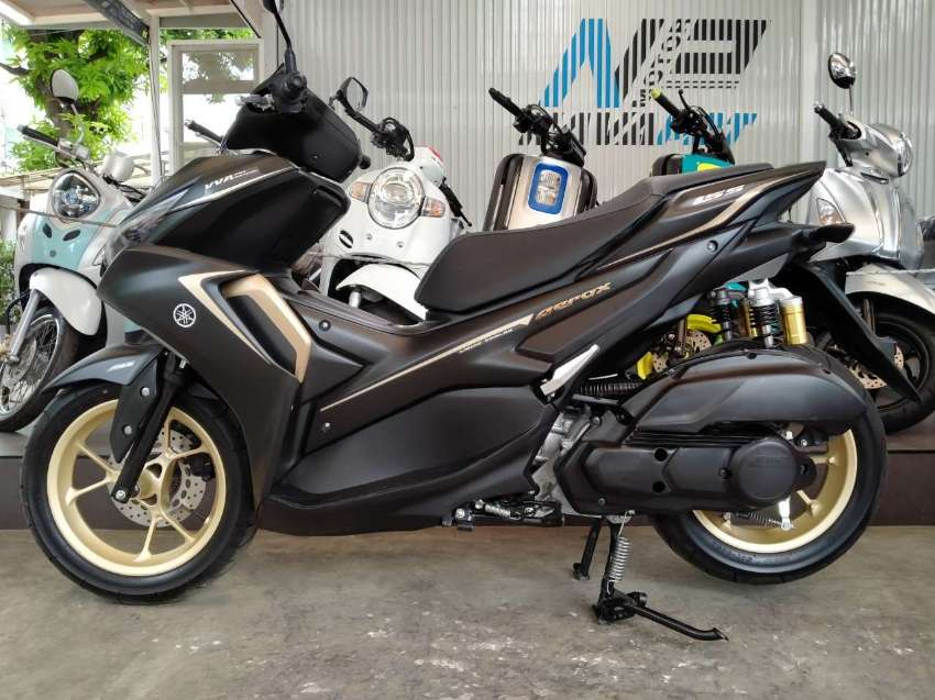 04/2021 Aerox ABS latest