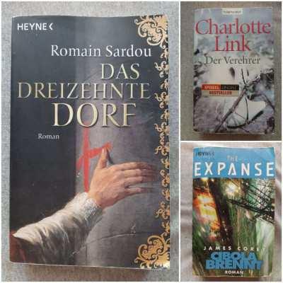 Deutsche - German Language Crime Novels