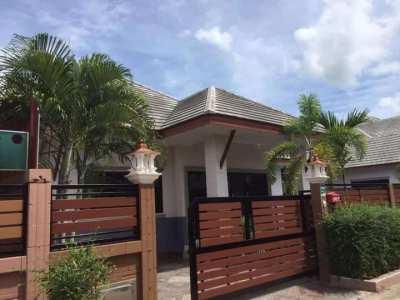 House  sale in Baan Dusit Pattaya  3 bedroom / 2 bathroom