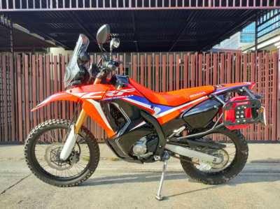 Honda crf rally250
