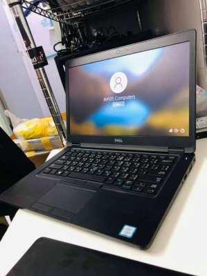 DELL LATITUDE 5480 ,I5 ,8GB RAM,SSD256,Light Wieght Bussiness Laptop,W