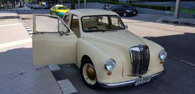 Classic car for sale MG Magnette ZA Price reduced to 1.200.000 THB.
