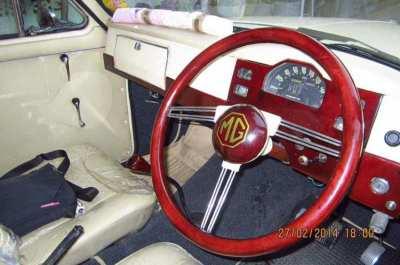 Classic car for sale MG Magnette ZA