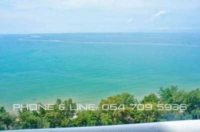 Good Price :: for Sale 48sqm. Beachfront Studio in Mae Ramphueng Beach
