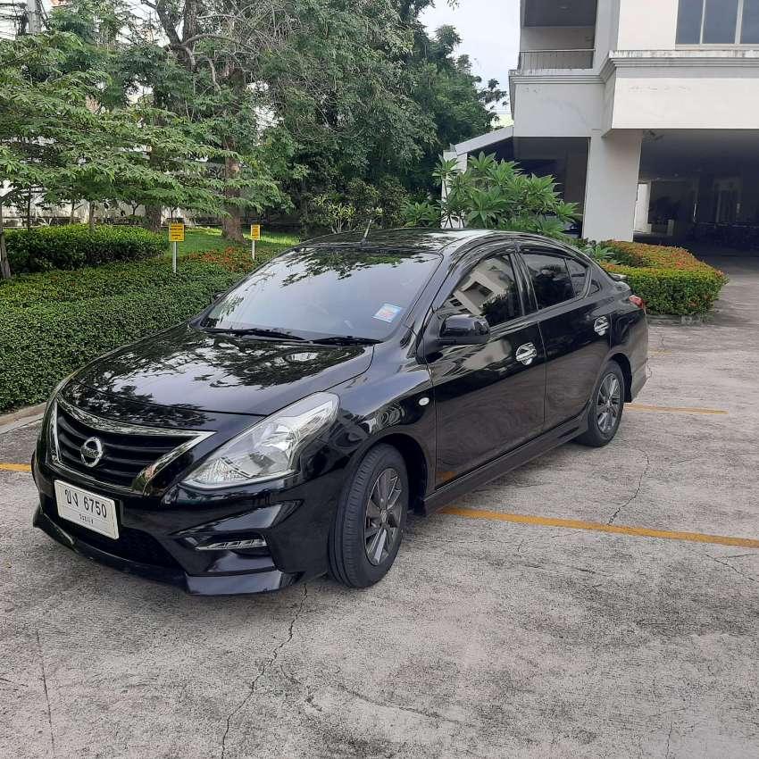Nissan Almera 1.2 Sportech (sports automatic)