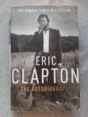 Eric Clapton; The Autobiography
