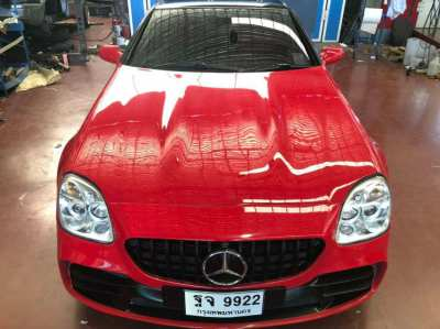 Reduce from 600,000 to 475000 SLK230 Mercedes Benz , best in Thailand