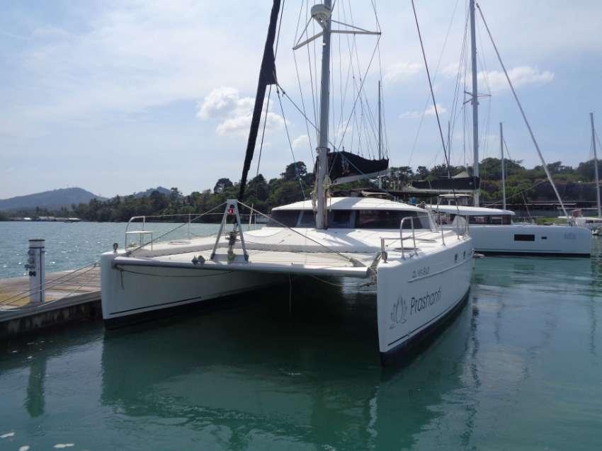 2005 Fountaine Pajot, Belize 43 catamaran  Turn key & ready to go