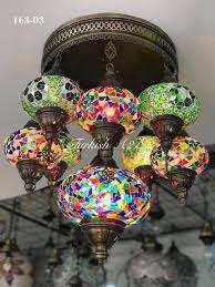 Turkisch mosaic lamp