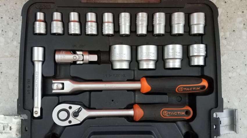 Tactix Socket Set