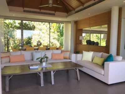 Exclusive 5 Bedroom Sea View Villa in Layan